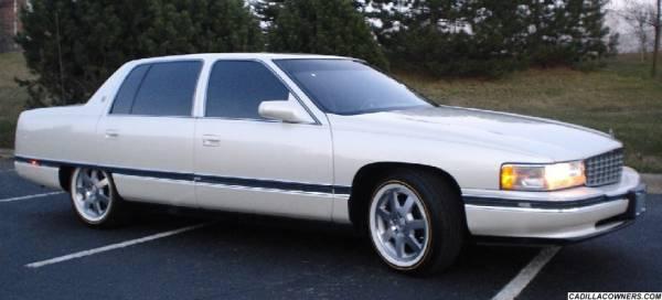 Cadillac Deville 2000 foto - 1