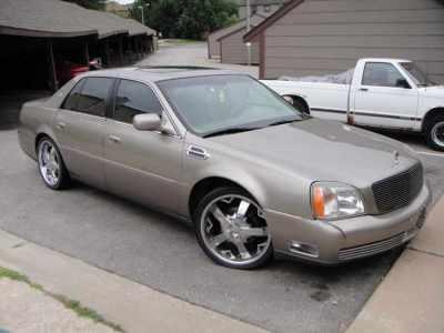 Cadillac Deville 2002 foto - 1