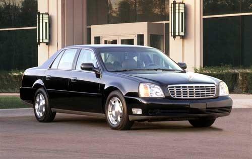 Cadillac Deville 2002 foto - 2
