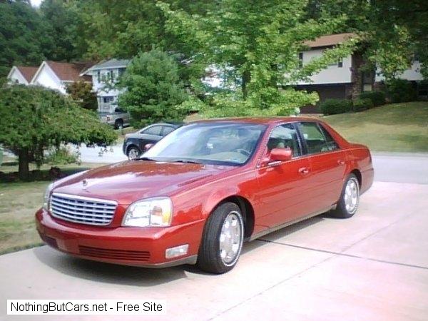 Cadillac Deville 2002 foto - 3