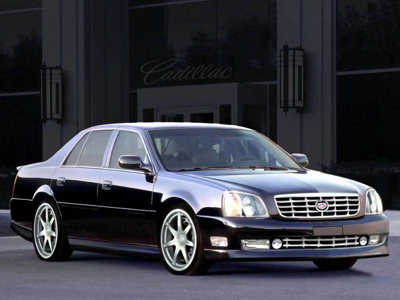 Cadillac Deville 2003 foto - 2