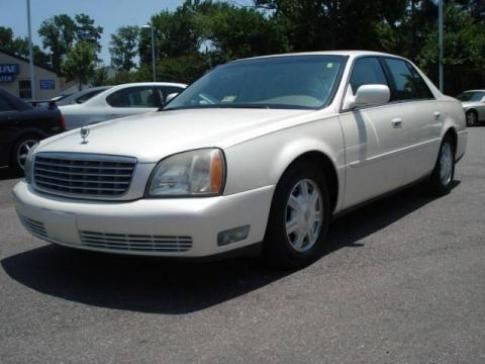 Cadillac Deville 2003 foto - 6