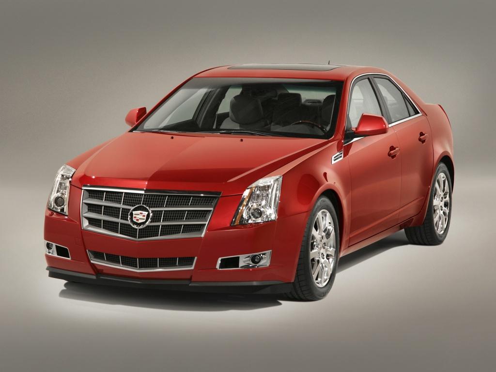Cadillac Deville 2008 foto - 3