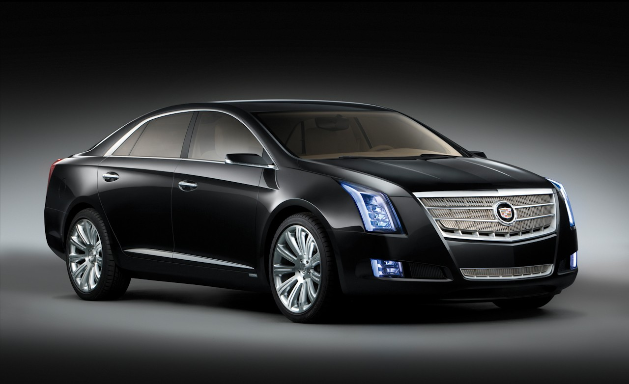 Cadillac Deville 2010 foto - 3