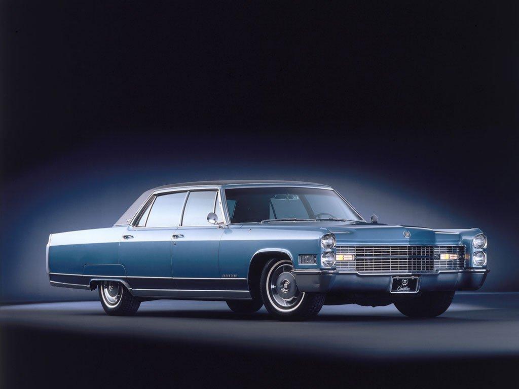 Cadillac Deville 2014 foto - 1