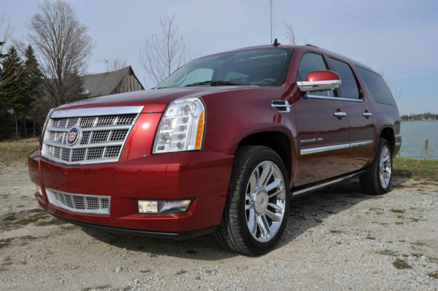 Cadillac ESV 2014 foto - 2