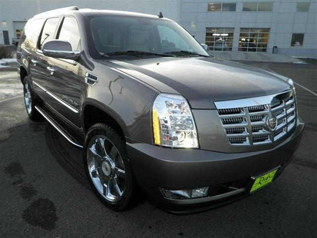 Cadillac ESV 2014 foto - 3