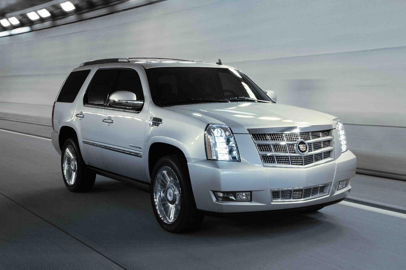 Cadillac ESV 2014 foto - 4