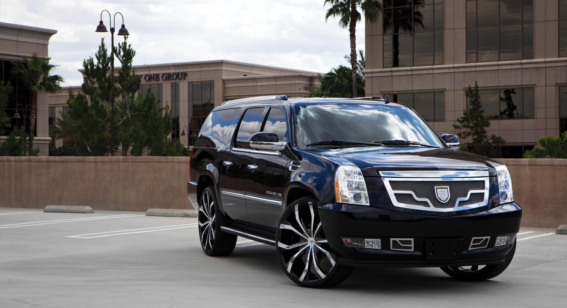 Cadillac ESV 2014 foto - 5