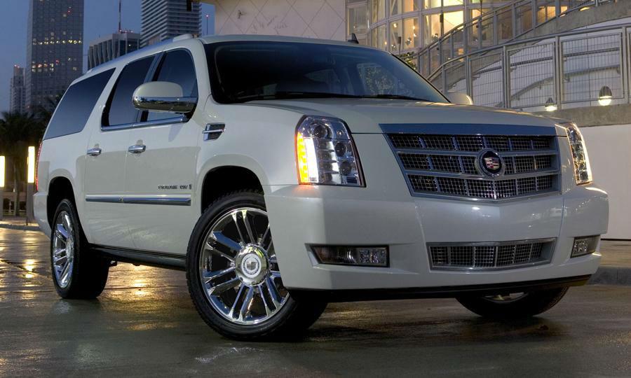 Cadillac ESV 2014 foto - 6