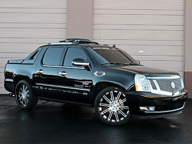 Cadillac ESV 2015 foto - 1