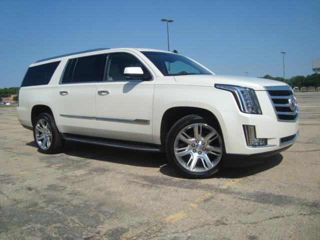 Cadillac ESV 2015 foto - 4