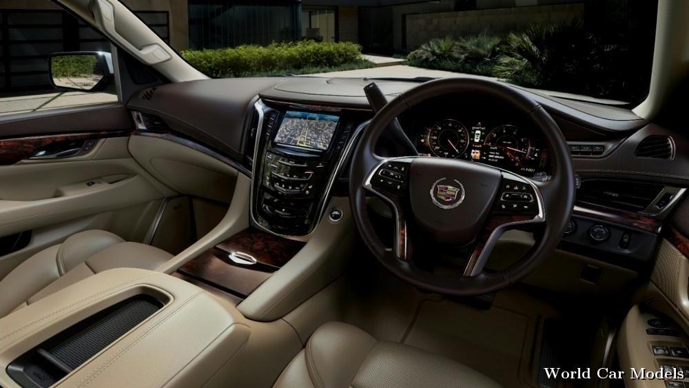 Cadillac ESV 2015 foto - 5