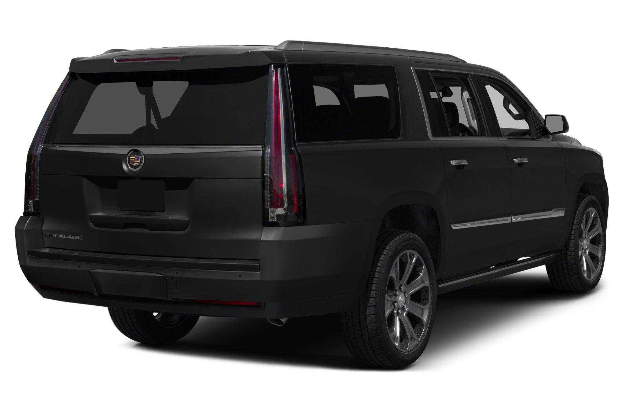Cadillac ESV 2015 foto - 6