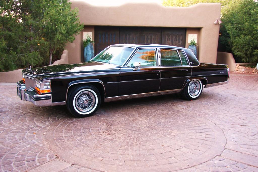 Cadillac Eldorado 1980 foto - 2