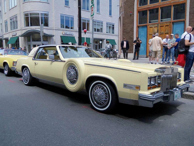 Cadillac Eldorado 1980 foto - 3