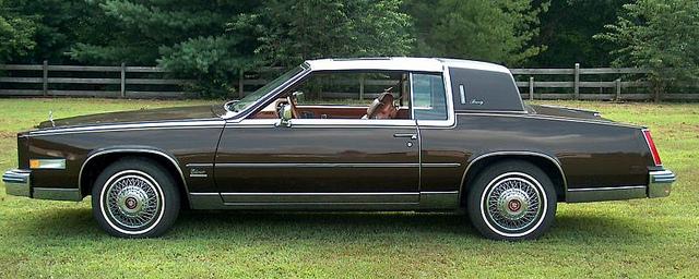 Cadillac Eldorado 1980 foto - 4