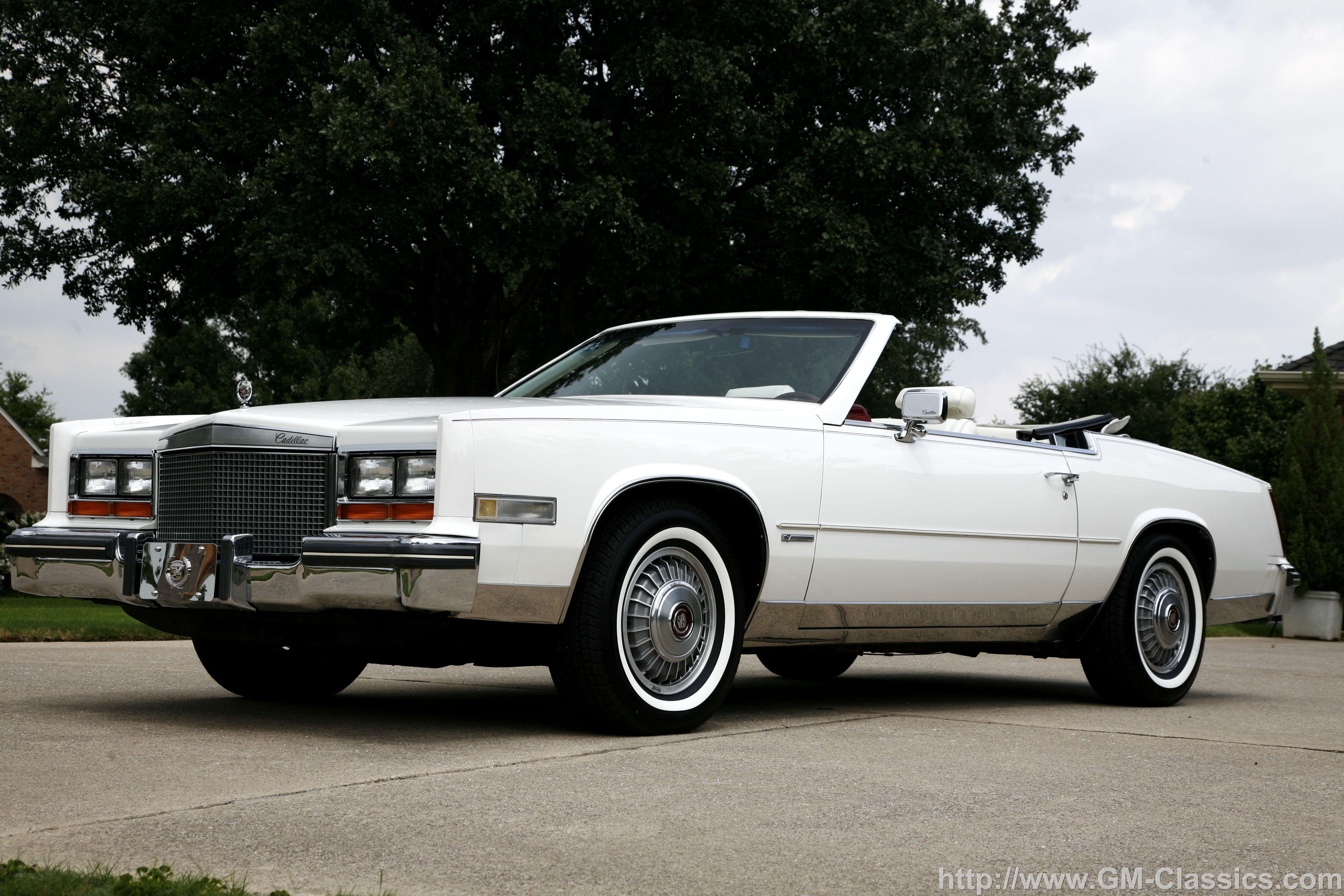 Cadillac Eldorado 1981 foto - 1