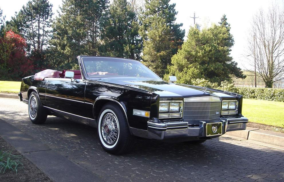 Cadillac Eldorado 1982 foto - 1