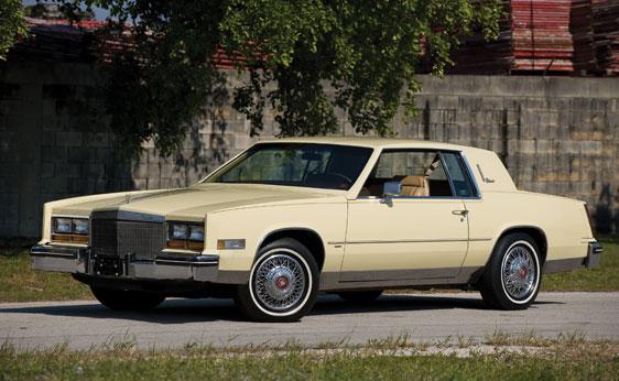 Cadillac Eldorado 1982 foto - 5