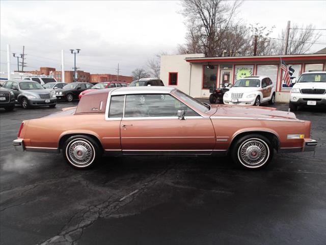 Cadillac Eldorado 1982 foto - 6