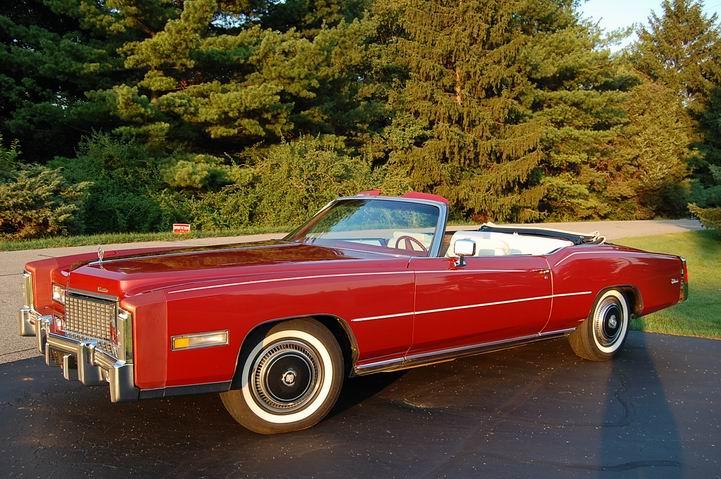 Cadillac Eldorado 1983 foto - 1