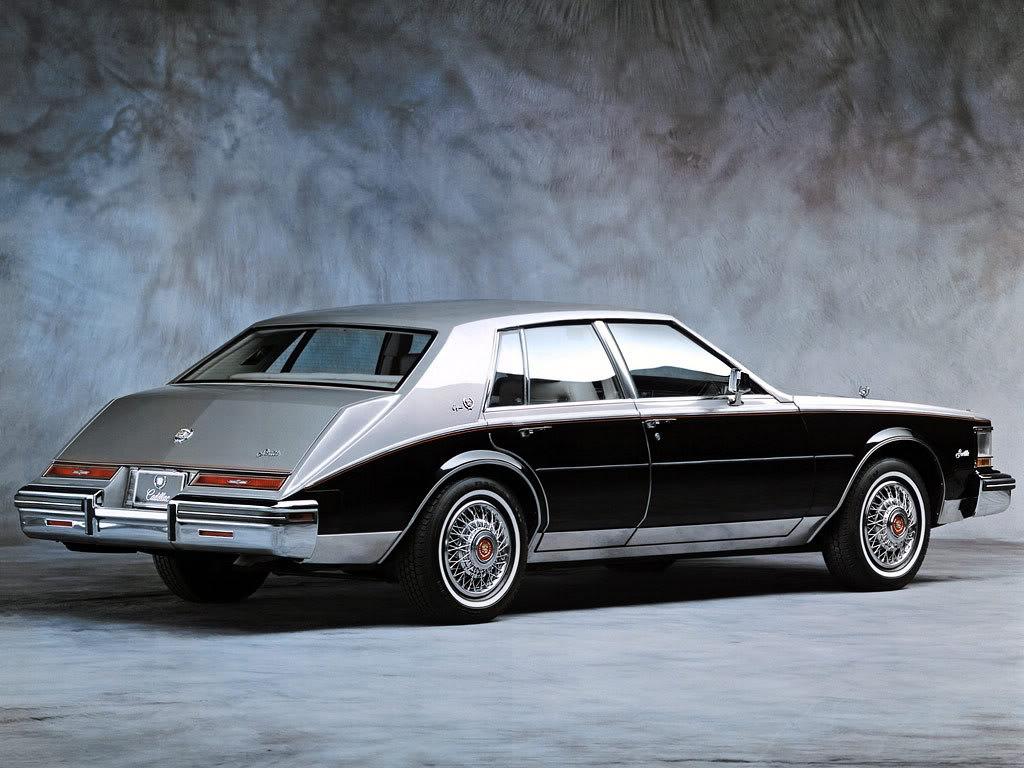 Cadillac Eldorado 1983 foto - 6