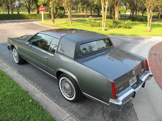 Cadillac Eldorado 1985 foto - 2