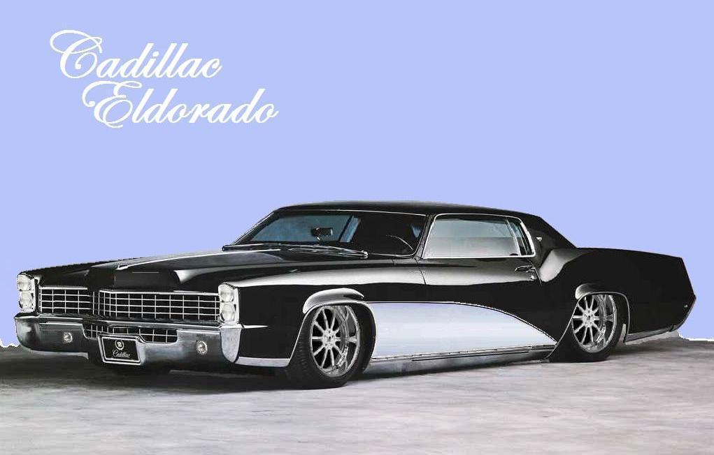 Cadillac Eldorado 1985 foto - 4