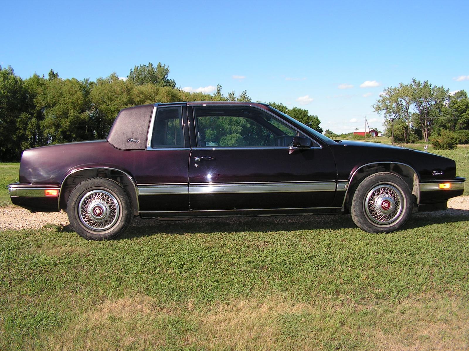 Cadillac Eldorado 1986 foto - 1