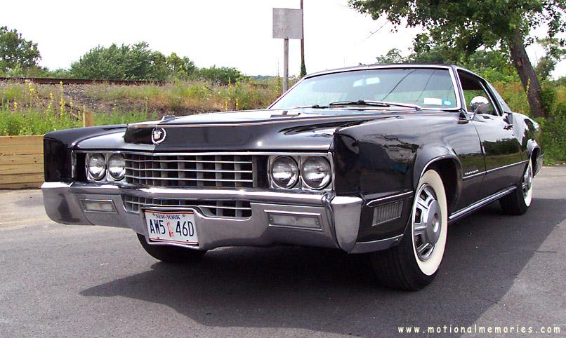 Cadillac Eldorado 1986 foto - 2