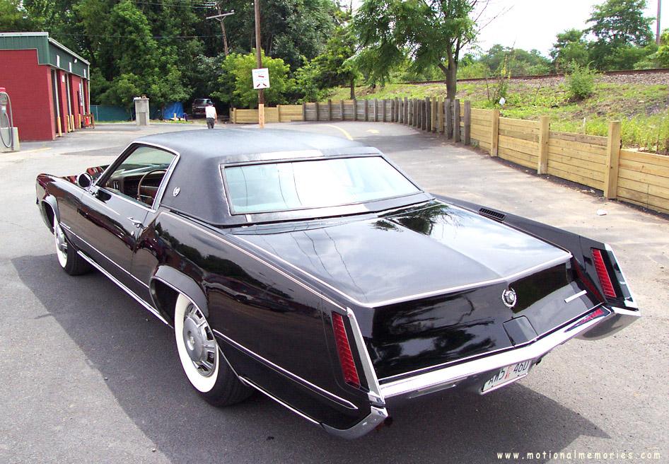 Cadillac Eldorado 1986 foto - 3