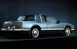 Cadillac Eldorado 1986 foto - 4