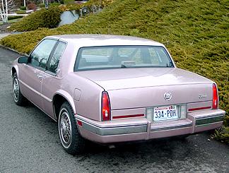 Cadillac Eldorado 1986 foto - 6