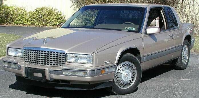Cadillac Eldorado 1988 foto - 1