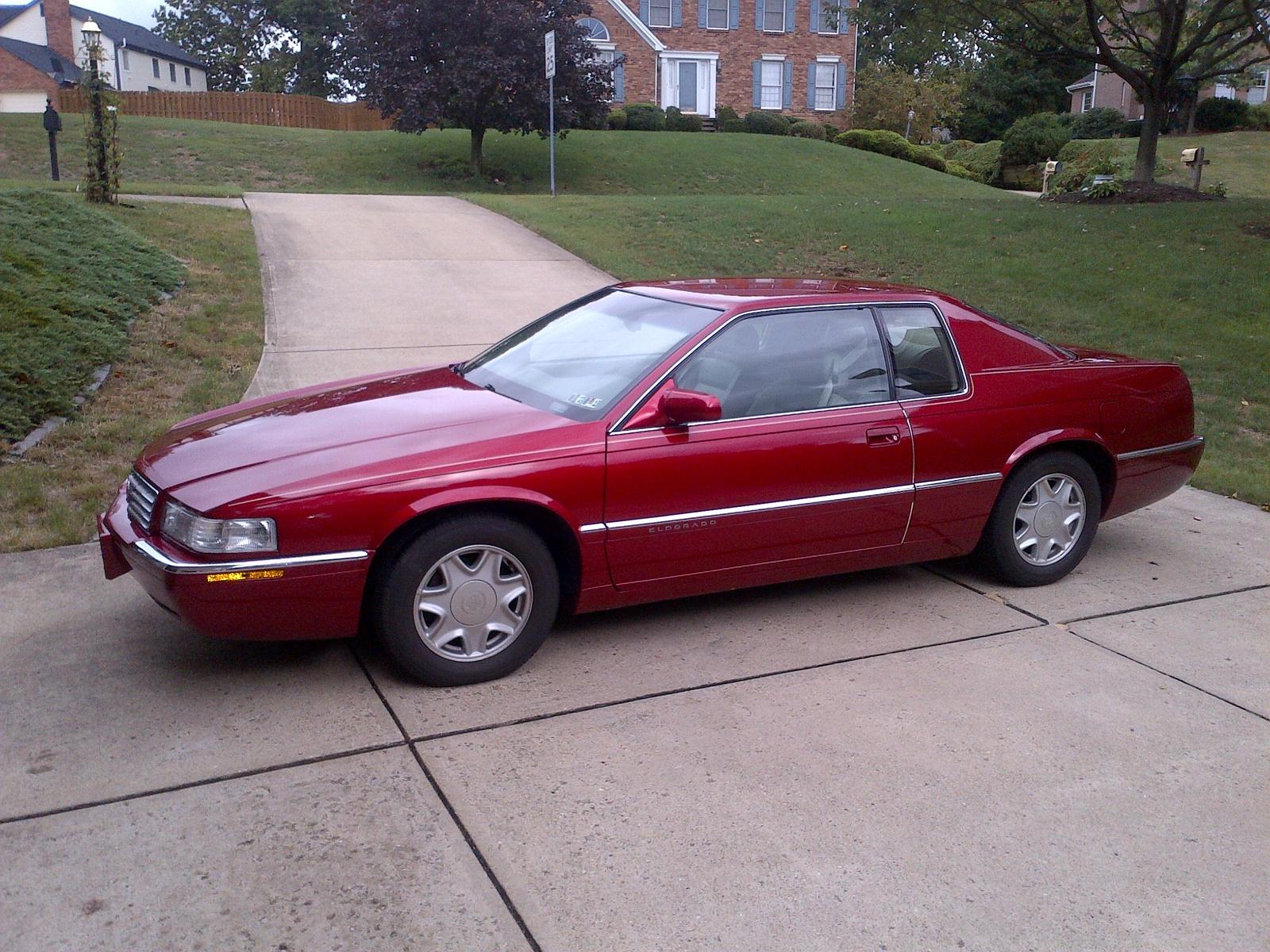Cadillac Eldorado 1988 foto - 4