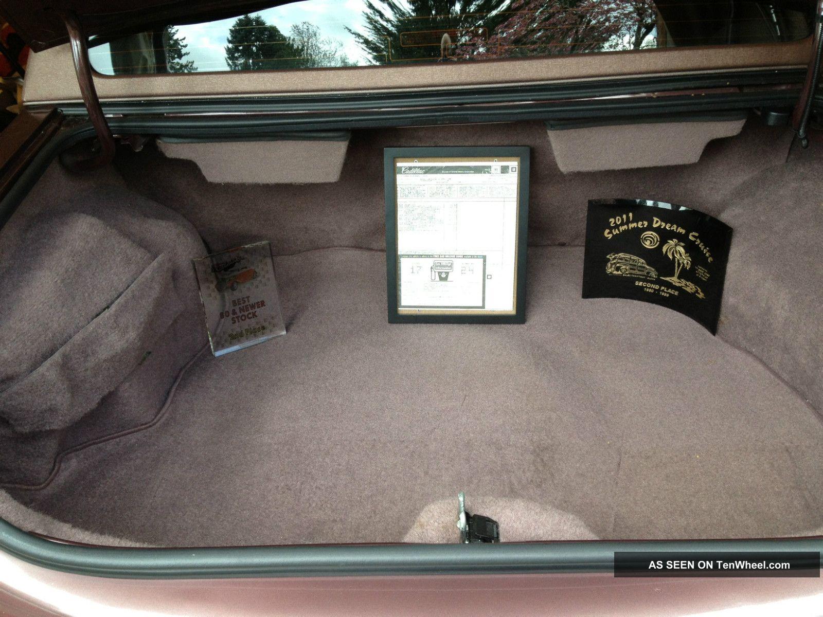 Cadillac Eldorado 1988 foto - 5