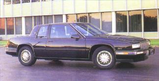 Cadillac Eldorado 1988 foto - 6