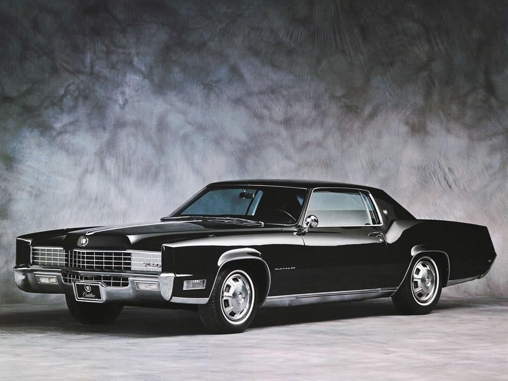 Cadillac Eldorado 1989 foto - 2