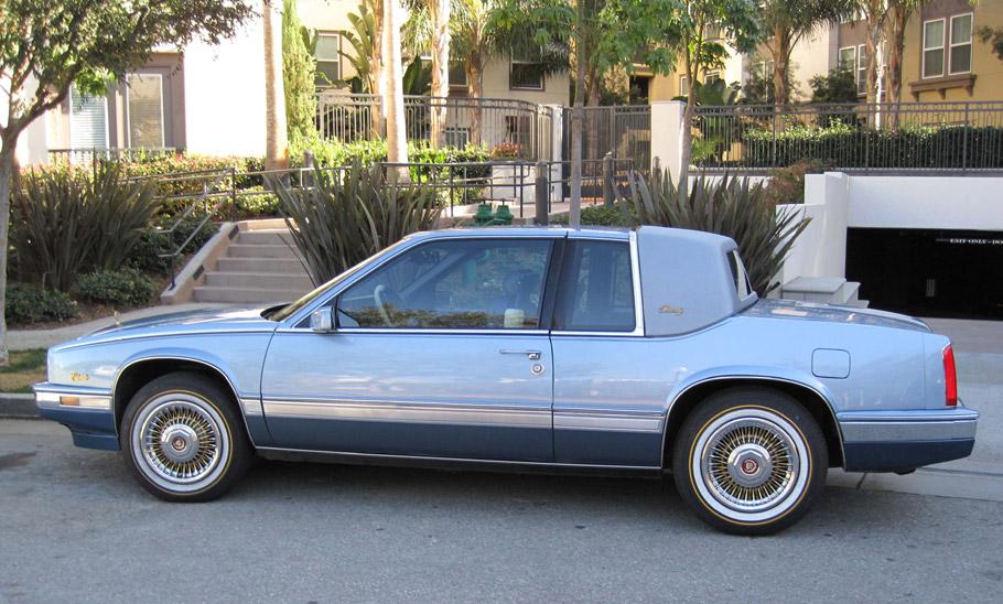 Cadillac Eldorado 1989 foto - 3
