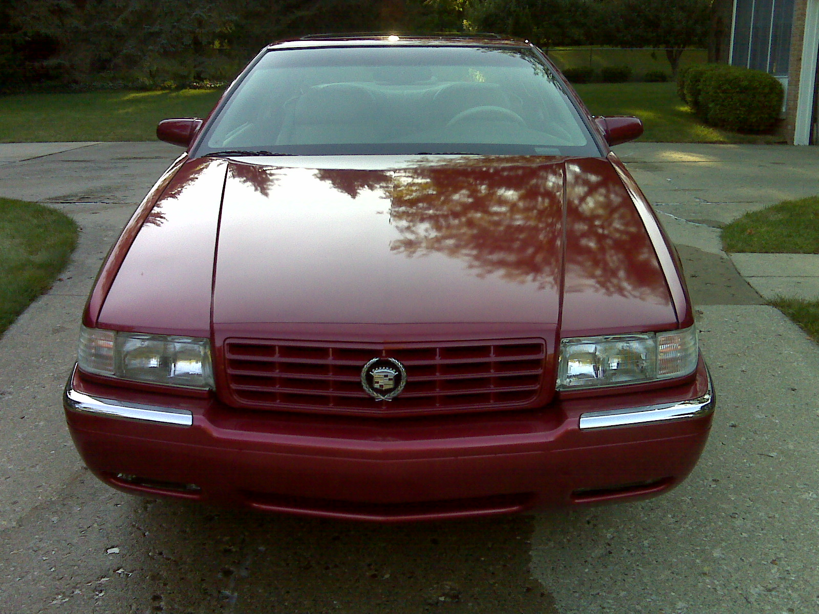 Cadillac Eldorado 1989 foto - 4