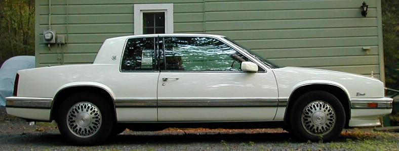 Cadillac Eldorado 1990 foto - 1