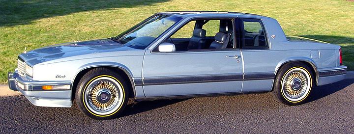 Cadillac Eldorado 1990 foto - 2