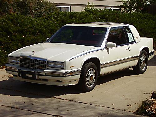 Cadillac Eldorado 1990 foto - 6