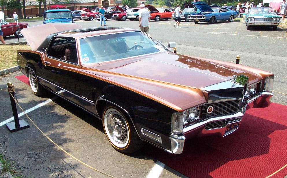 Cadillac Eldorado 1991 foto - 1