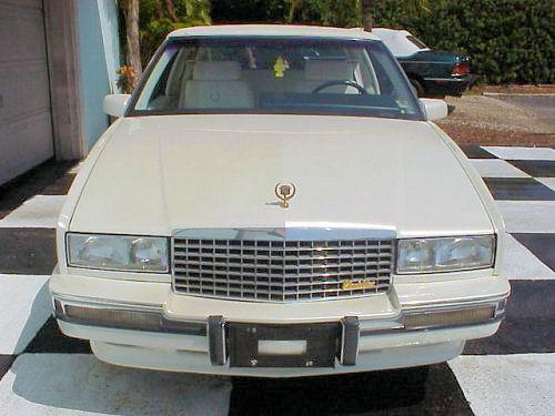 Cadillac Eldorado 1991 foto - 2