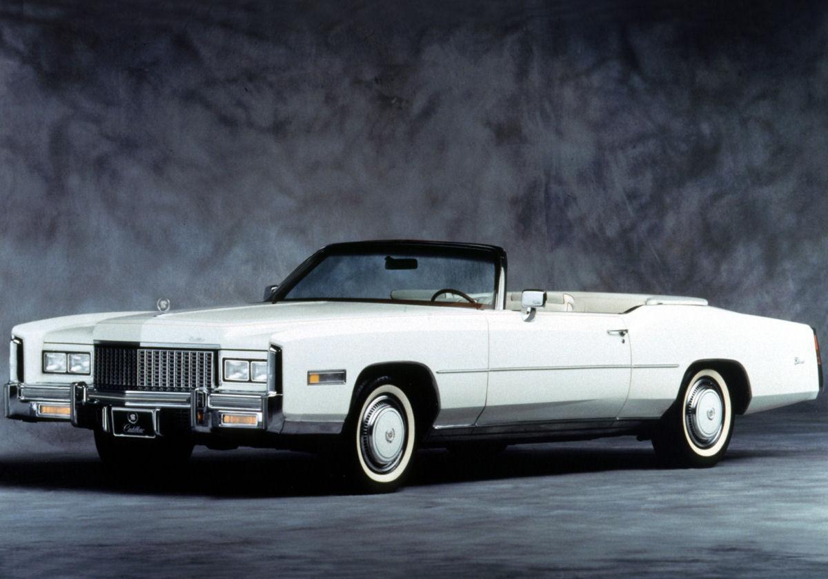 Cadillac Eldorado 1991 foto - 4