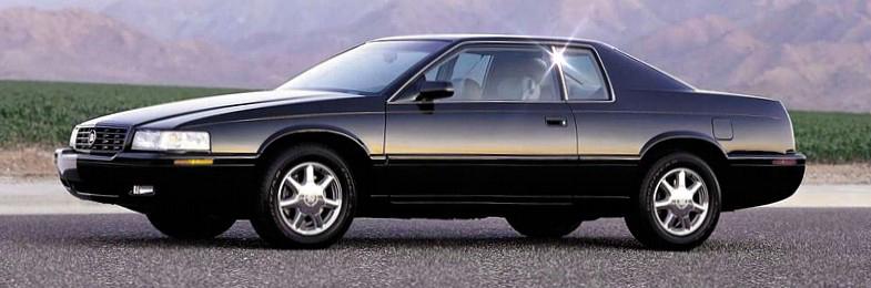 Cadillac Eldorado 1992 foto - 2