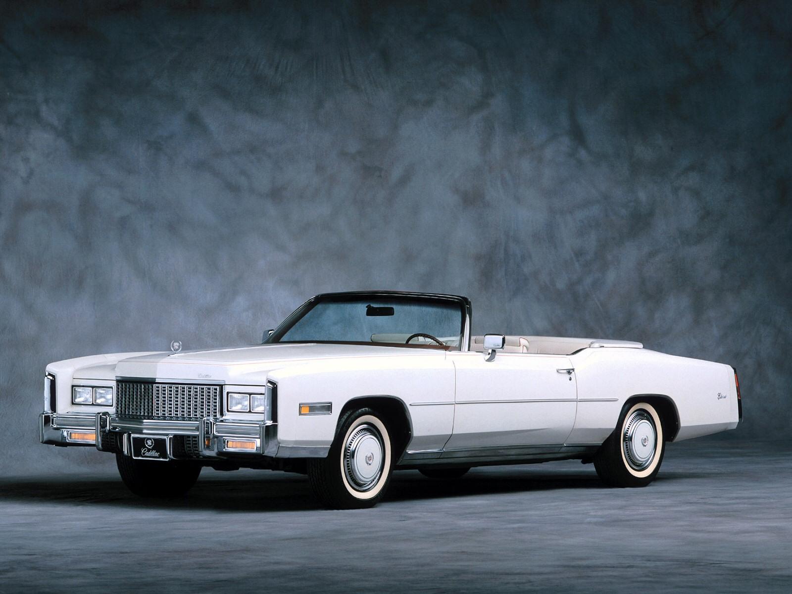 Cadillac Eldorado 1992 foto - 3