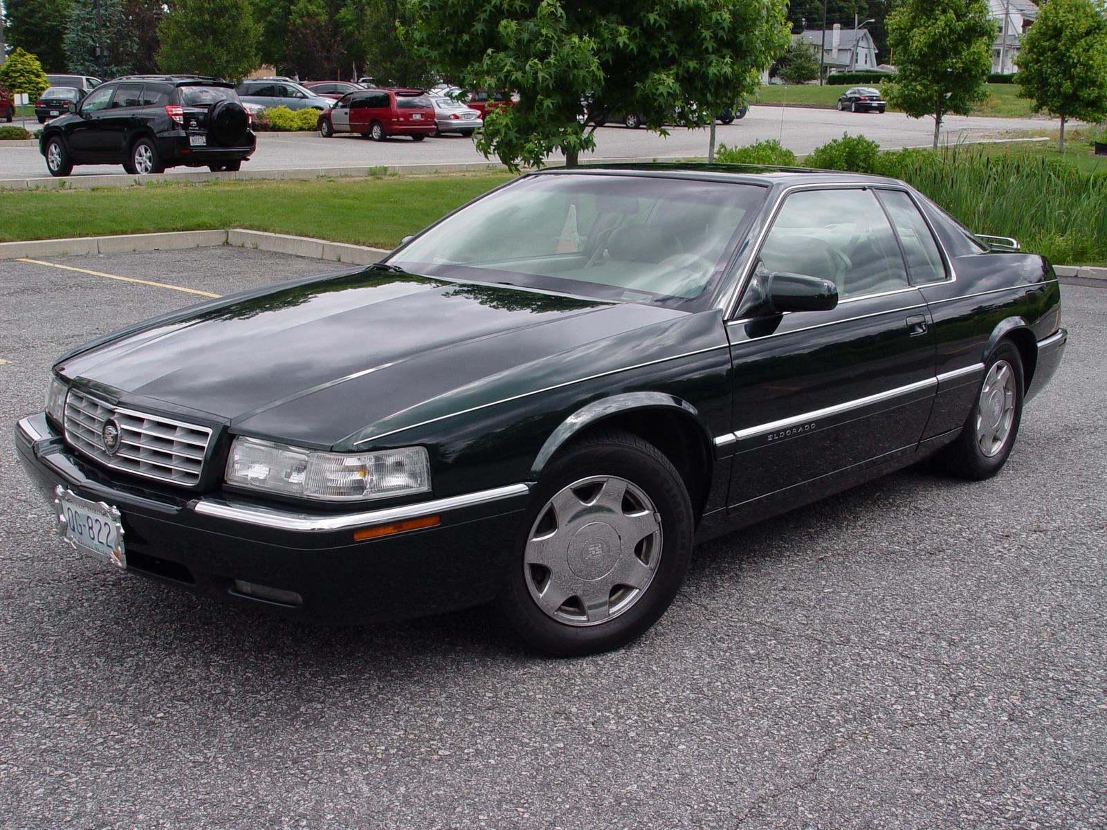 Cadillac Eldorado 1995 foto - 5
